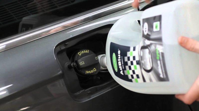 AdBlue til din bil