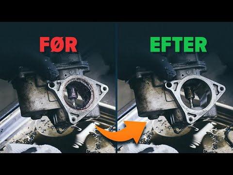 Om EGR ventilen til din bil
